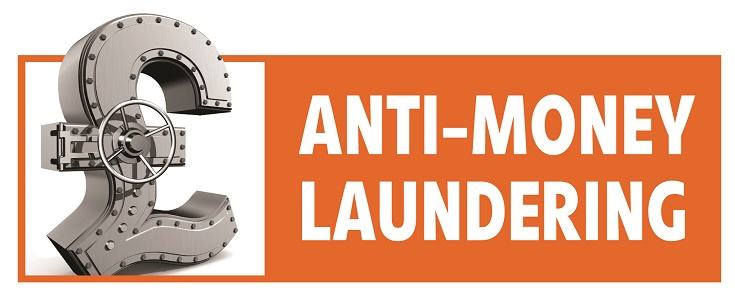 Anti money laundering logo